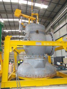 2018 Snowy Hydro Servo Motor & Pressure Relief Valve Overhaul