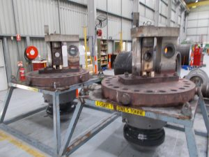 2017 Yallourn Turbine Valve Refurbishment